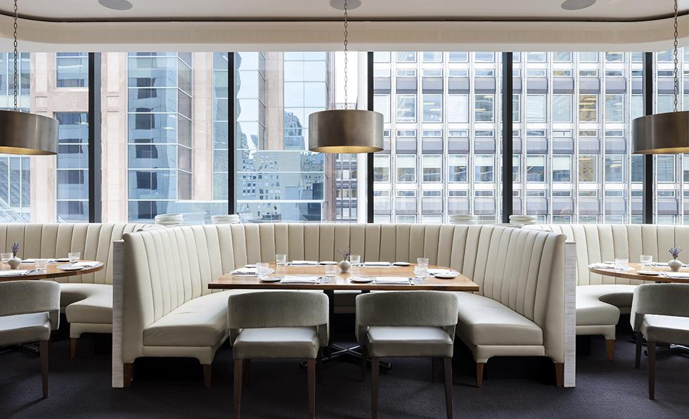 The Chase Toronto Restaurant Interior Design Blogs Inspiration
